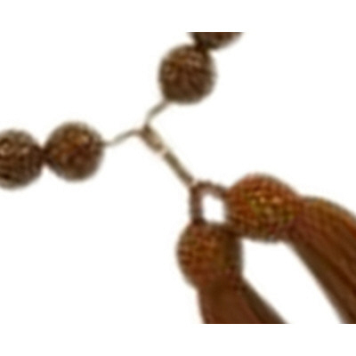 数珠 金剛菩提樹 22玉瑪瑙