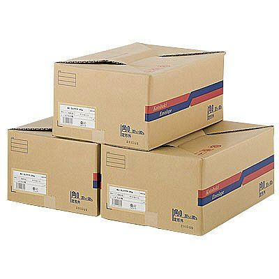 寿堂 FSC認証クラフト封筒 角0 1500枚(500枚×3箱)