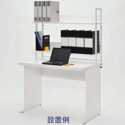 アール・エフ・ヤマカワ ワークデスク 机上棚 ナチュラル 幅1200mmデスク用 1台