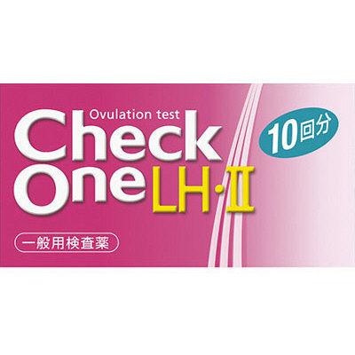 チェックワンLH・II排卵検査薬10回用