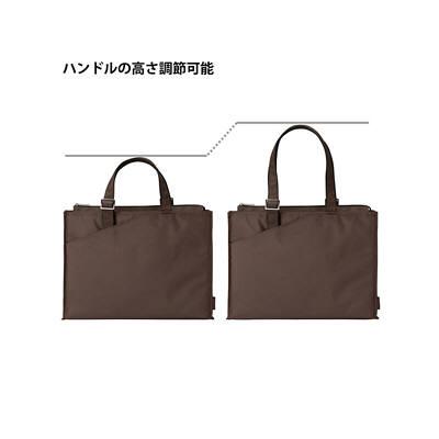 サンワサプライ カジュアルPCバッグ BAG-CA4BR (取寄品)