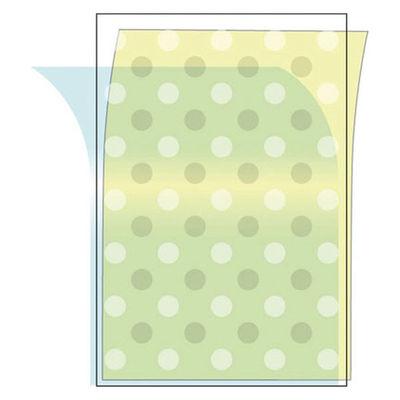 アートプリントジャパン フェイスファイブフレーム キャビネ2Lサイズ(外寸:240×180mm) クリア 3枚