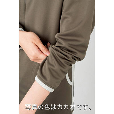 ニットハーフジャケット ブルーベリー 3L HM-2117c/2 3L (取寄品)