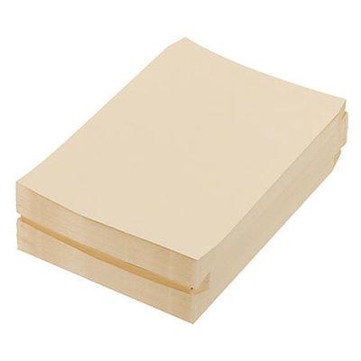 寿堂 FSC認証クラフト封筒 角0 300枚(100枚×3パック)