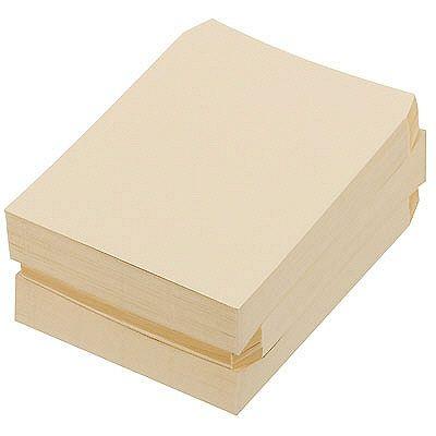 寿堂 FSC認証クラフト封筒 角3 300枚(100枚×3パック)