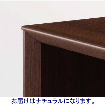 岡村製作所(オカムラ) ファルテ2 コアデスク1200 平机 引出し無し ナチュラル 幅1200×奥行600×高さ720mm 1台 (直送品)