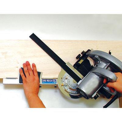 シンワ測定 丸ノコガイド定規 フリーアングル マルチ 78232 1セット(4個) (直送品)