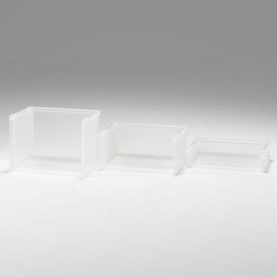 ポリプロピレン収納ラック・薄型
