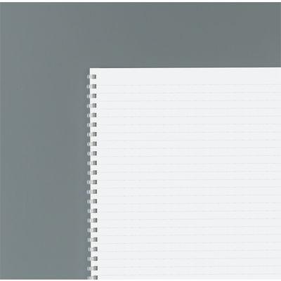 ソフトリングノート セミB5 グリーン