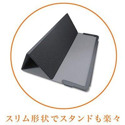 ナカバヤシ IPADPRO用 エアリーカバー ブラック TBC-IPP1506BK (直送品)