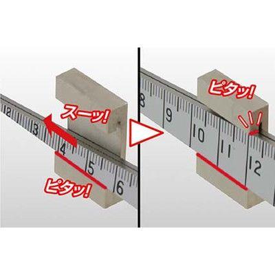 シンワ測定 テーパーゲージ ダブル 1~15mm 隙間・穴径・長さ測定目盛付 62620 1セット(10個) (直送品)