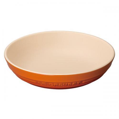 【212キッチンストア】 910344-20-09 ラウンド・ディッシュ20cm オレンジ