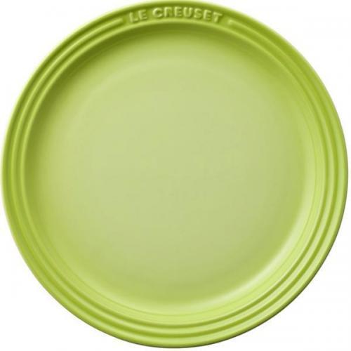 【212キッチンストア】 910140-19-71 ラウンドプレートLC19cm フルーツグリーン