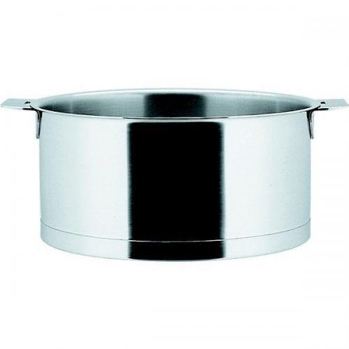 【212キッチンストア】 クリステル L型 深型両手鍋2.0L 18cm