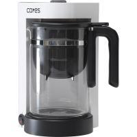 【Tポイント10倍】 C301WH コレス 5カップ コーヒーメーカー ホワイト 【キッチンタオルMP_GP】
