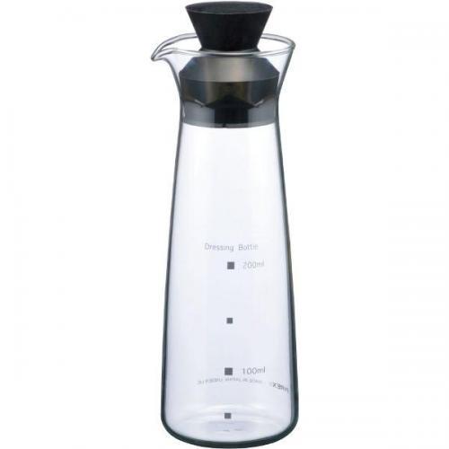 【212キッチンストア】 K5014-BK iwaki ドレッシングボトル