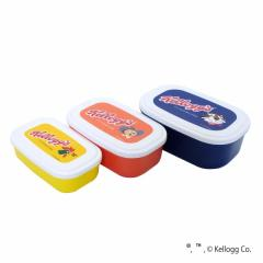 Kellogg's (ケロッグ) × 212K シール容器 3Pセット