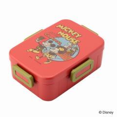 Disney (ディズニー) Mickey 1930s / 4点ロックランチ 520ml RD