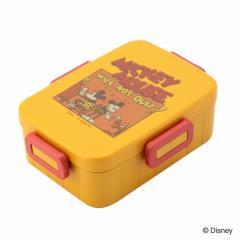 Disney (ディズニー) Mickey 1930s / 4点ロックランチ 520ml YE