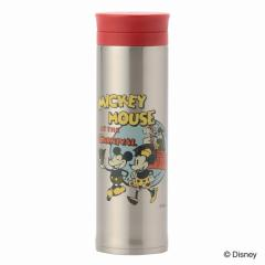 Disney (ディズニー) Mickey 1930s / ステンレスボトル 500ml RD