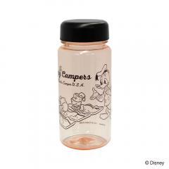 【SALE】Disney (ディズニー) Happy Campers /ウォーターボトル380ML PK