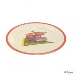 【SALE】Disney (ディズニー) Happy Campers /メラミンプレート RD