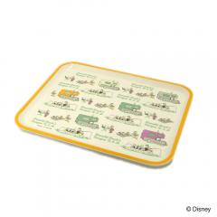 【SALE】Disney (ディズニー) Happy Campers /メラミントレー YE
