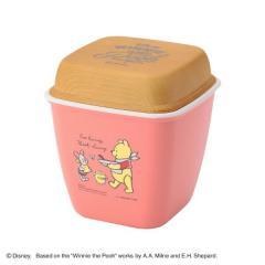 【212 キッチンストア】 Disney (ディズニー) Honey smile cafe スクエアランチBOX PK
