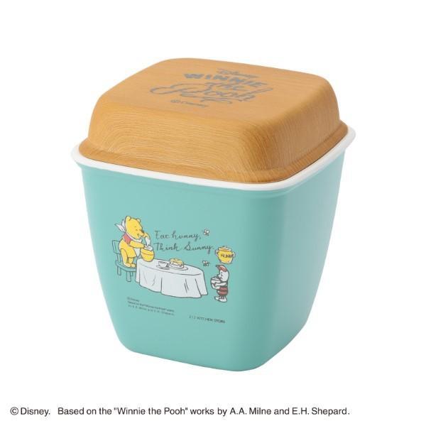 【212 キッチンストア】 Disney (ディズニー) Honey smile cafe スクエアランチBOX BL