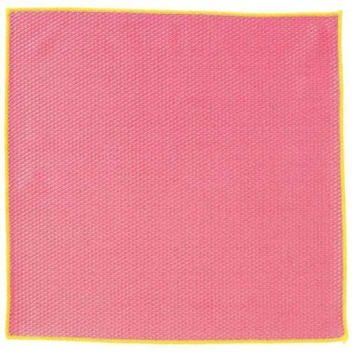 【212キッチンストア】 W493P 窓&鏡ピカピカクロス ピンク