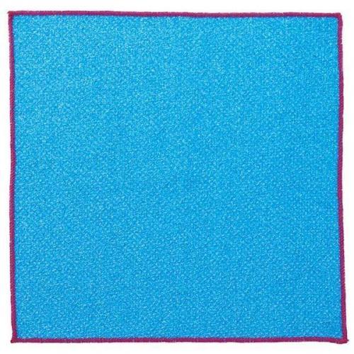 【212キッチンストア】 W493B 窓&鏡ピカピカクロス ブルー