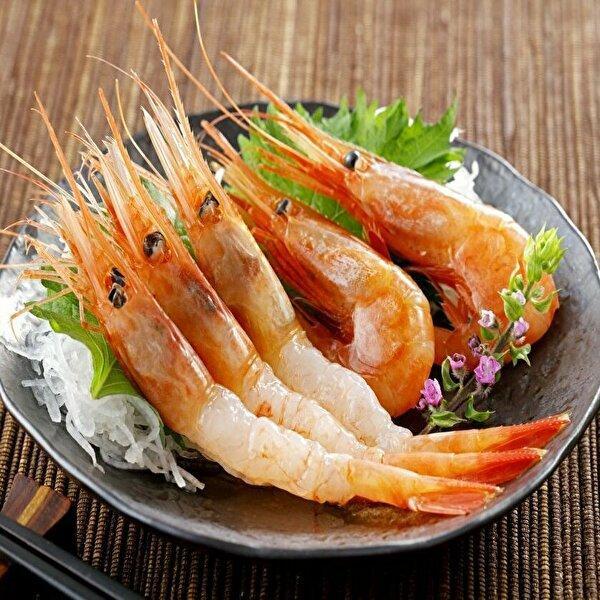 137 「汐の香を含んだ甘さは絶品」北海道産お刺身甘えび 450g