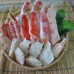 739 本タラバガニカット(800g・ボイル冷凍・タラバ蟹)