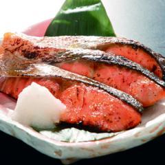 744 天然焼鮭切身(10枚入)