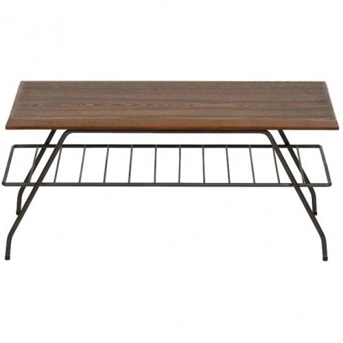 lohaco acme furniture bells factory coffee table small 90cm アクメ