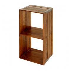 ACME Furniture TROY OPEN SHELF S トロイ オープンシェルフ 幅35×高さ69cm 【送料無料】【ポイント10倍】