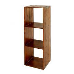 ACME Furniture TROY OPEN SHELF L トロイ オープンシェルフ 幅35×高さ103cm 【送料無料】【ポイント10倍】