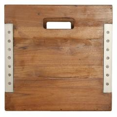 ACME Furniture TROY BOX L トロイ ボックス 幅31.5×高さ31.5cm 【送料無料】