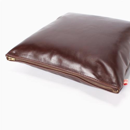 ACME Furniture CUSHION SUMATRA 40*40cm アクメ・ファニチャー レザー クッション スマトラ 40×40cm 革製 【送料無料】