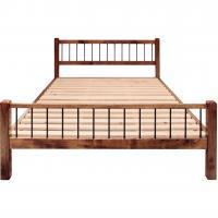 ACME Furniture GRANDVIEW BED DOUBLE アクメ・ファニチャー グランドビュー ベッド フレーム ダブルサイズ 143×207cm 木製【3個口】