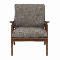 ACME Furniture WICKER LOUNGE CHAIR ウィッカー ラウンジチェア 1人掛け 幅69.5cm 【送料無料】