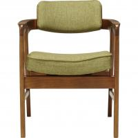ACME Furniture WARNER ARM CHAIR GREEN 【送料無料】