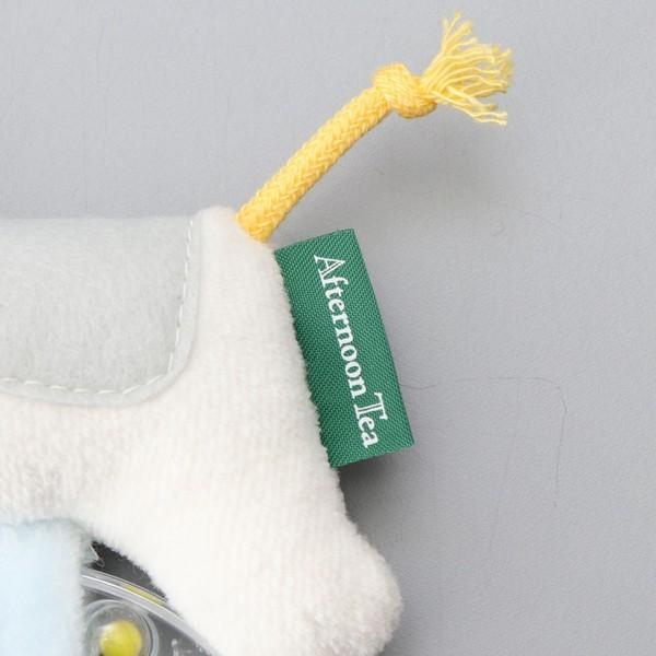 5%OFFクーポン対象商品 歯固め木馬ラトル/ホワイト/― クーポンコード:V6DZHN5
