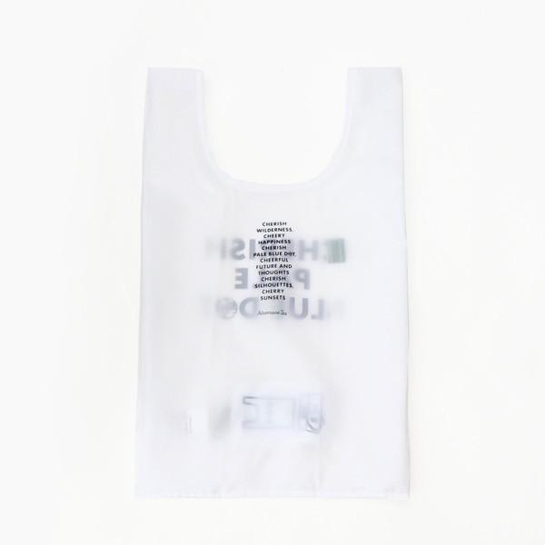 10%OFFクーポン対象商品 CHERISH PALE BLUE DOT/エコバッグS/ベージュ/― クーポンコード:HNYN6CX