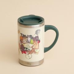 Cat's NapTime/ステンレススリムマグカップ/その他/―
