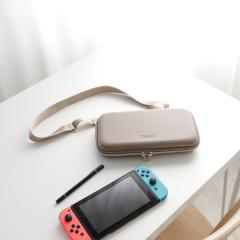Nintendo/Switchケース/ベージュ/―の画像