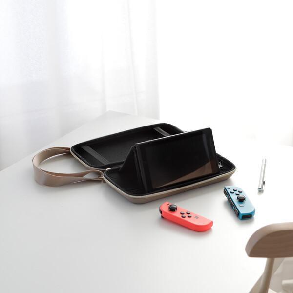Nintendo/Switchケース/シルバー/―