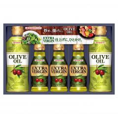 【送料無料】「味の素」オリーブオイルギフトEVR-30(包装品)