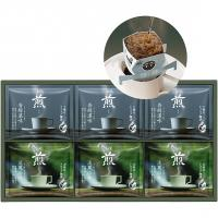 煎 ドリップコーヒーギフト 粉 (10gx12p) 120g