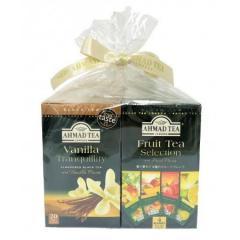 【お得なセット】アーマッドティー バニラ & フルーツセレクション ティーバッグ 20袋